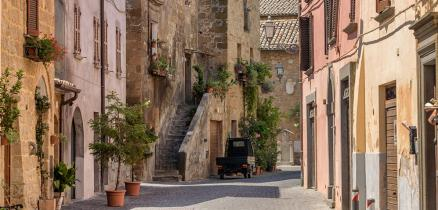 Orvieto – one of Europe's most dramatic cities