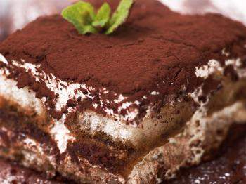 The ultimate coffee dessert – Tiramisu (Bless you)