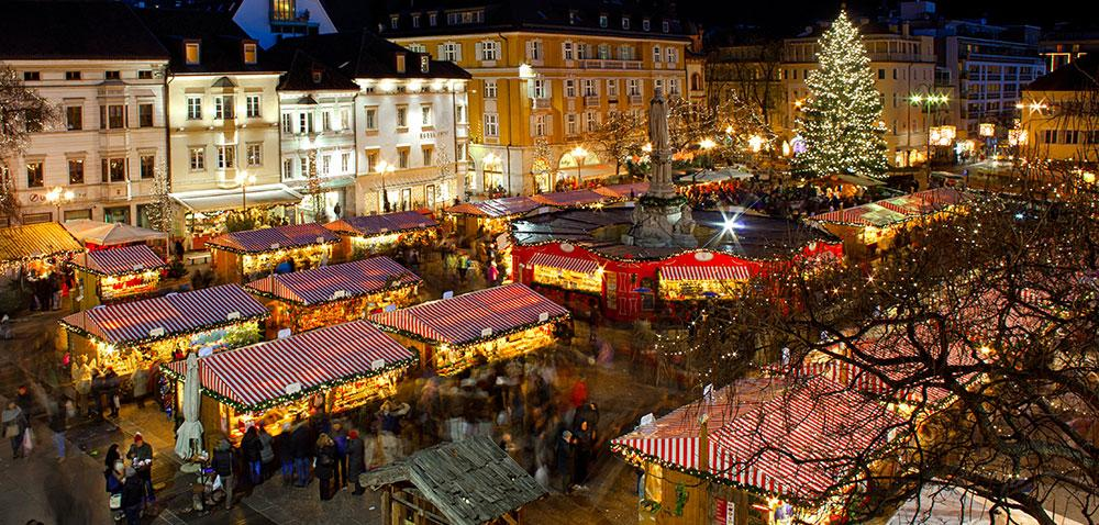 The Christmas markets of Trentino