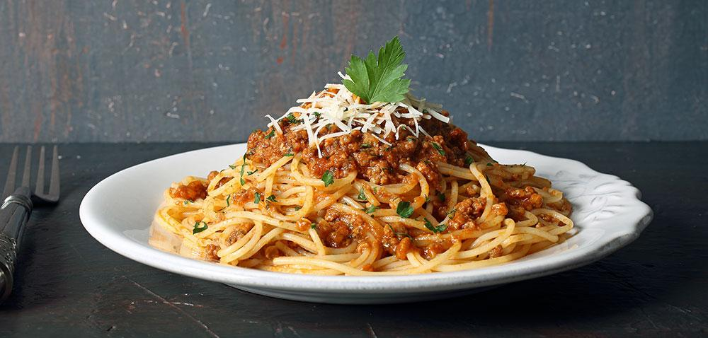 The many takes on Bolognese