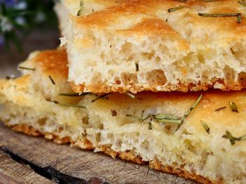The many breads of Italy – Focaccia