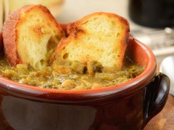 The hearty soup with a place in Tuscan hearts