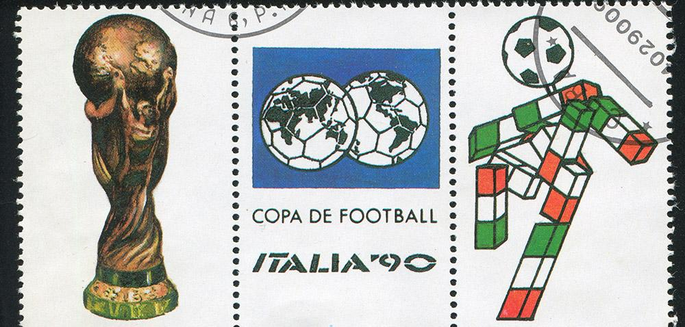 Ciao: Italy's World Cup greeting to the world