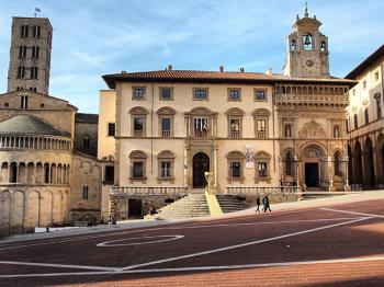 Arezzo: Tuscan town of treasure