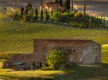 Want the real Tuscany? Forget hotels