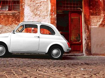 Under the hood of Italy's iconic small car