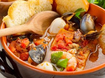 Cacciucco - The irresistible Tuscan stew