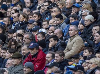 The reverse psychology of some Italian soccer fans